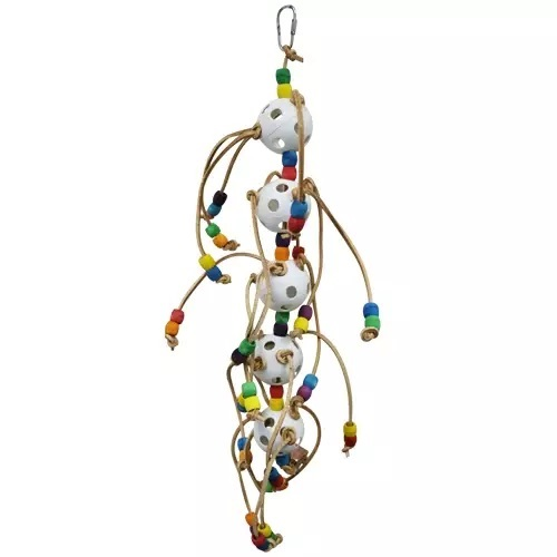 A106 Ball Tree bird toys