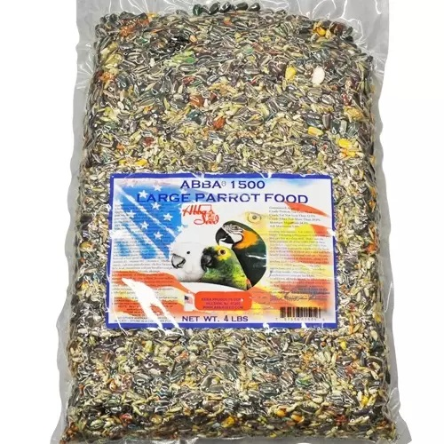 ABBA 1500 Parrot Seed bird food