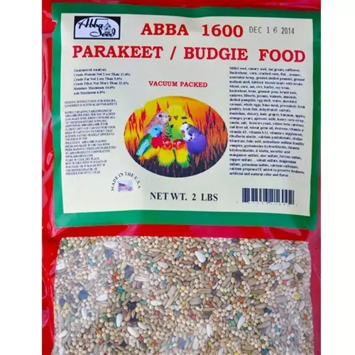 ABBA 1600 Parakeet Seed bird food