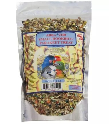 ABBA 2100 Sm. Hookbill Treat bird food