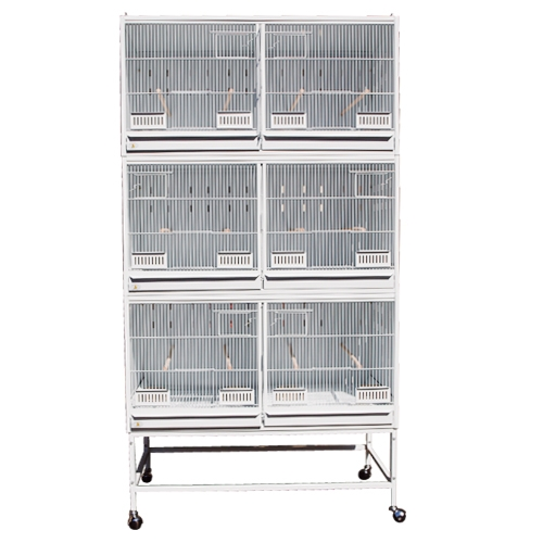 C4020 Canary/Finch Breeding Cage and stand COMBO