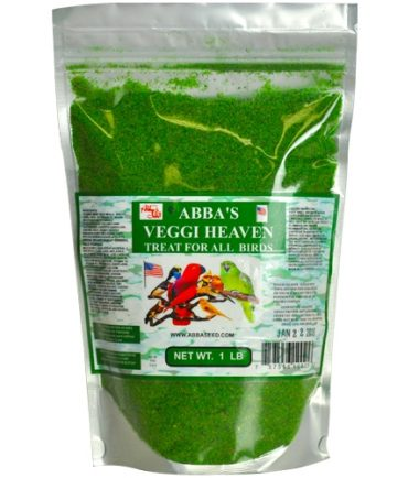 Abba Veggi Heaven Vegetable Treat