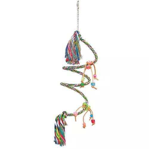 K046XS Extra Small Spiral Rope Swing Boing