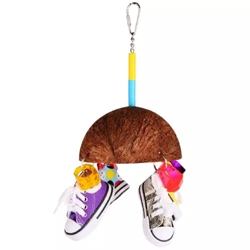 K255 Coco Shoes foot toy