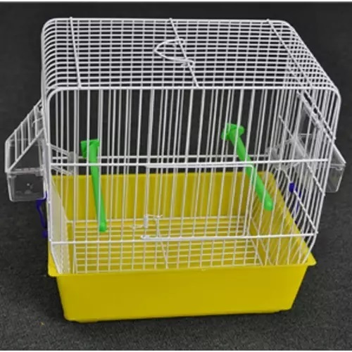 Plastic Canary/Finch Travel Carrier 608