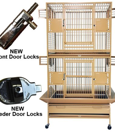 SLFDD 3628 Stackable Cage for LG Birds
