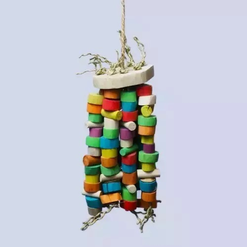 Babel Tower K626 natural bird toy