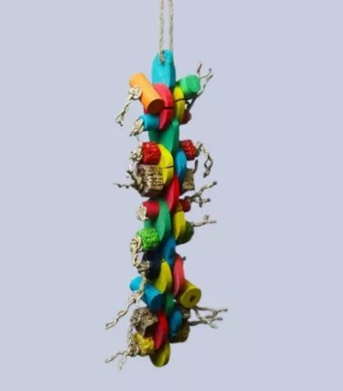 Linx Large K618 natural bird toy