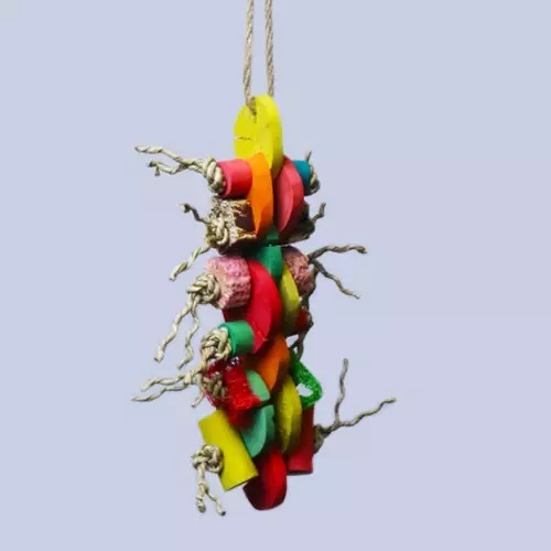 Linx Medium K619 natural bird toy