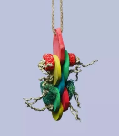 Linx Small K620 natural bird toy